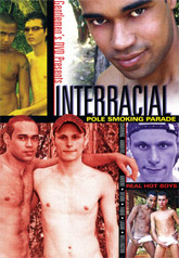 Interracial Pole Smoking Parade 01