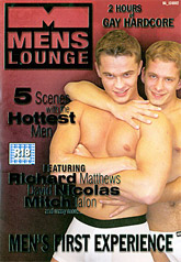 Mens Lounge 02: Men's First Experience