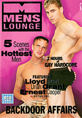 Mens Lounge 04: Backdoor Affairs
