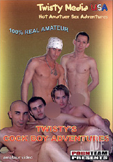 Twisty's Cock Boy Adventures 01