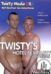 Twisty&#039;s Hotel Sex Party: Las Vegas 01