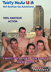 Twisty's Hotel Sex Party: New York