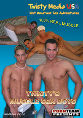 Twisty's Muscle Sex Boys 01