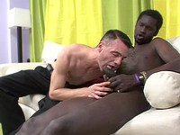 White Guy Gets Fucked By His Black Buddy