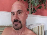 Bald Stud Solo Jack-Off