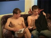 Mens Lounge 02, Scene 2