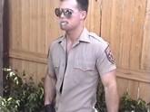 Real Men In Uniform 01, Scene 3