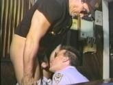 Stroking Cop Meat 01, Scene 9