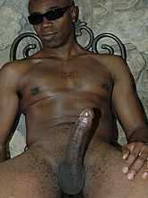 Big Cock Black Stud Sean